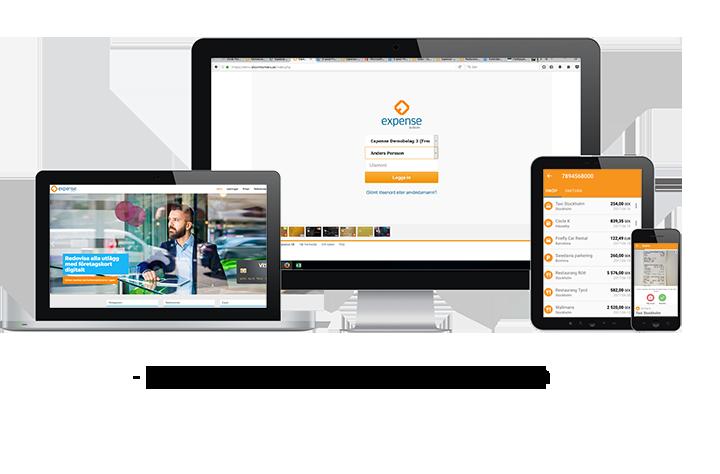 Bokför reseräkning online via en reseräknings app.