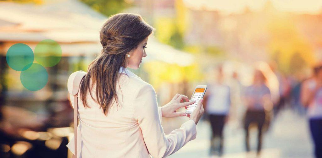 Fota dina kvitton med mobilen.